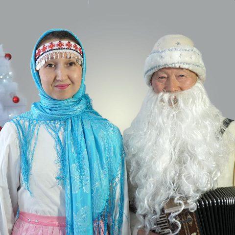 Участники фестиваля «Музыка земли» из республики Марий Эл